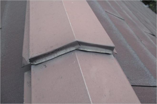ドローンではできない屋根の調査1