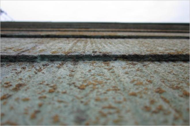 ドローンではできない屋根の調査2
