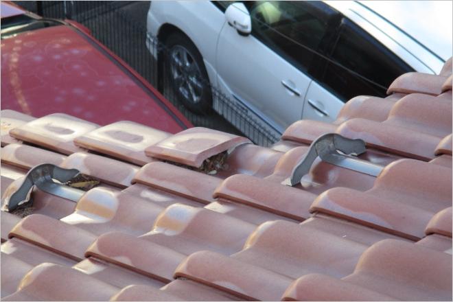ドローンではできない屋根の調査3