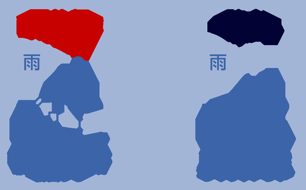 雨仕舞とは、狭義には、「雨水を建物外部に速やかに排出する仕組み」などの総称です。